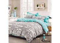 Комплект постельного белья полуторный Вилюта Ранфорс 17148, фото 1