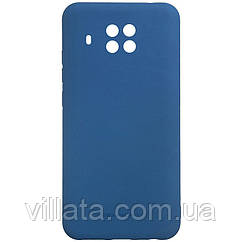 TPU чехол Molan Cano Smooth для Xiaomi Mi 10T Lite Синий