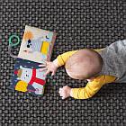 Развивающая книжка для коляски - Что наденет мишка Пол  Taf Toys 12605, фото 9