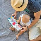 Развивающая книжка для коляски - Что наденет мишка Пол  Taf Toys 12605, фото 7