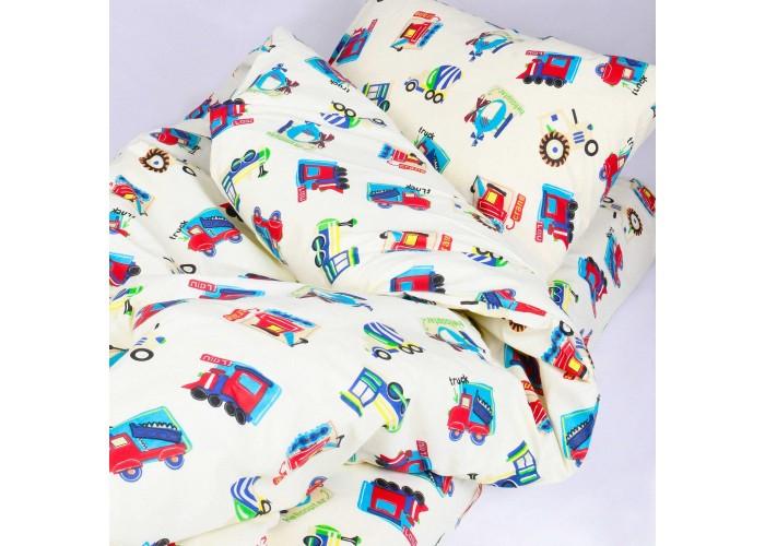 Комплект постельного белья детский Вилюта Ранфорс 20123 красный