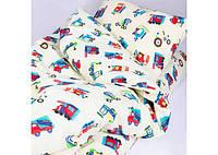 Комплект постільної білизни Вилюта дитячий ранфорс 20123 червоний, фото 1