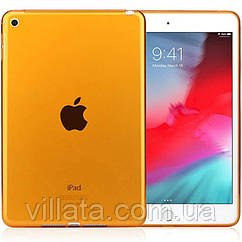 TPU чехол Epic Color Transparent для Apple iPad mini (2019) / mini 4 (2015) Оранжевый