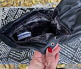 Мужские зимние кроссовки ALEXANDRO натуральная кожа 40, фото 4