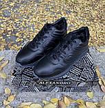 Мужские зимние кроссовки ALEXANDRO натуральная кожа 40, фото 7