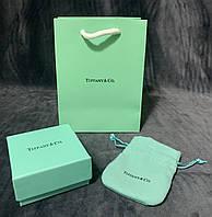 Подарочный комплект под украшения в стиле Tiffany&co
