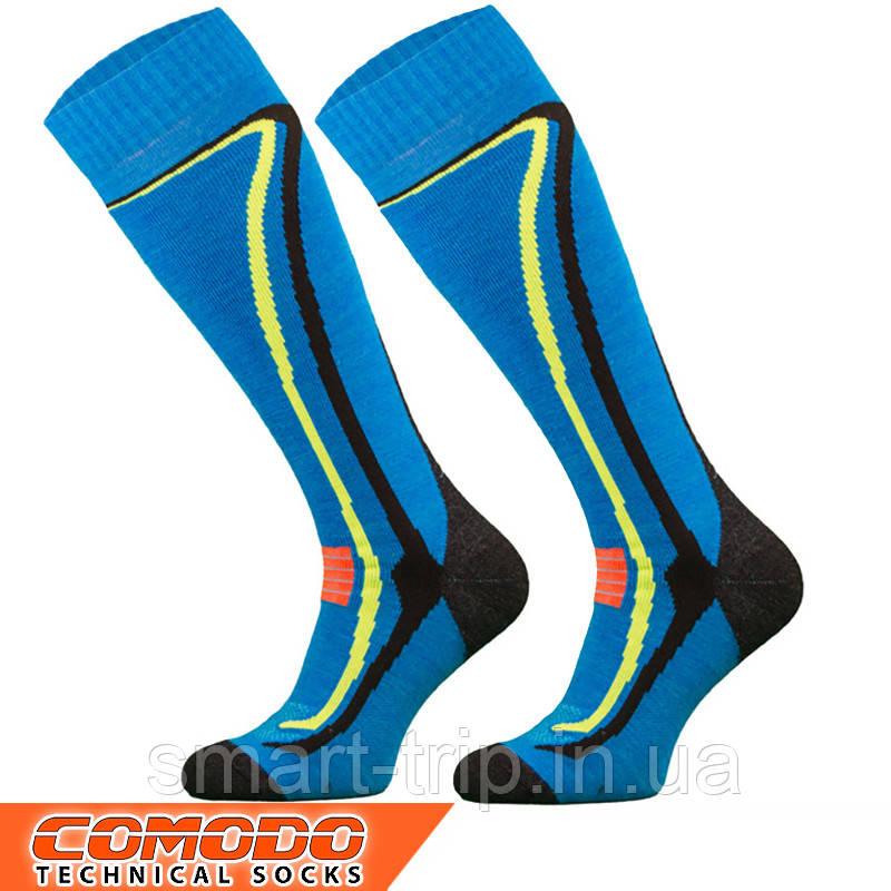 Носки горнолыжные COMODO Ski Perfomence Merino Wool 39-42 термоноски 2021 (SKI2-03-39/42)