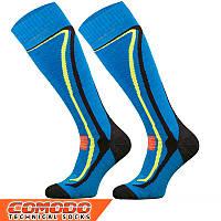 Носки горнолыжные COMODO Ski Perfomence Merino Wool 39-42 термоноски 2021 (SKI2-03-39/42), фото 1