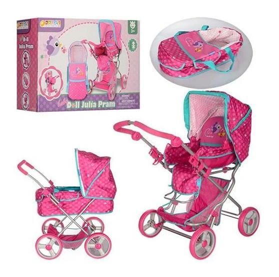 Прогулочная коляска для куклы D-86622