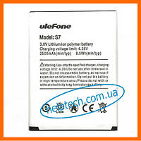 Аккумуляторная батарея Ulefone S7/Assistant AS-502 Shot/Assistant AS-503 Target