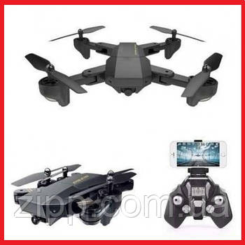 Профессиональный квадрокоптер Phantom c WiFi камерой   Дрон с камерой   Складной квадрокоптер с WiFi камерой