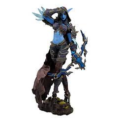 Коллекционная фигурка World of Warcraft Sylvanas Windrunner Варкрафт КоролеваСильвана 18см WOW 21.86