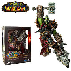 СтатуяDC World of WarcraftThrallВаркрафтТралл 26см WOW 21.88
