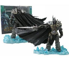 Статуэтка Warcraft Arthas Menethil The Lich King Варкрафт Король Лич Артас Менетил 24 см WOW 21.054
