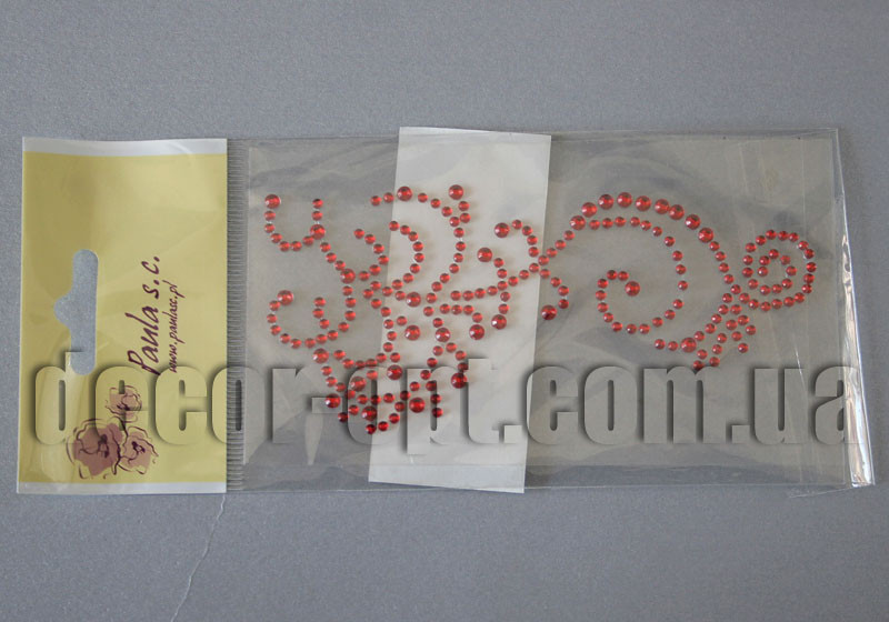 Камешки  дизайнерские на липучке арт. DZ32