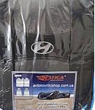 Авточехлы Nika на Hyundai i 10 2007-2017Хюндай и 10, фото 4