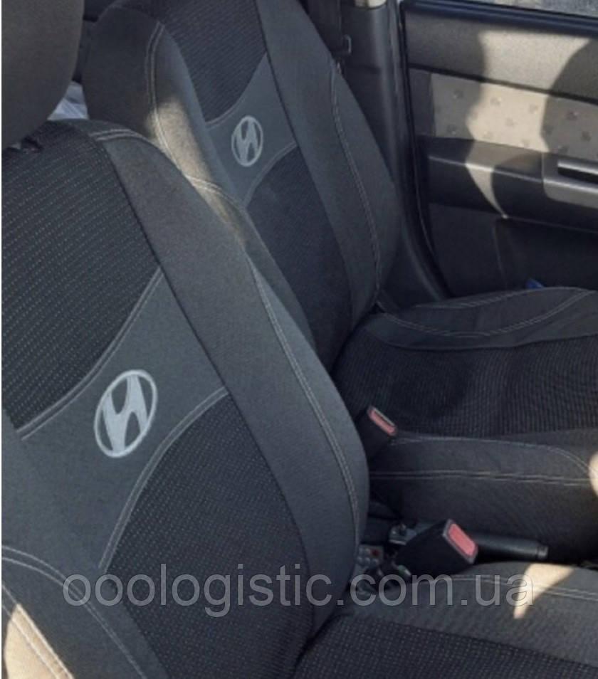 Авточехлы Nika на Hyundai i 10 2007-2017Хюндай и 10