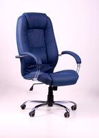 Кресло Надир  комбинированная кожа Люкс, мех-м MB