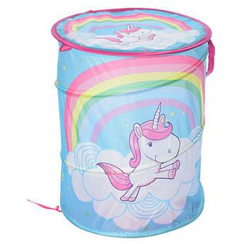Корзина для игрушек M 6054-3 (My Little Pony)