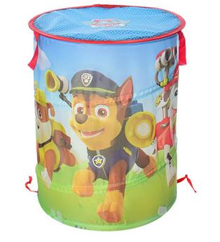 Корзина для игрушек M 6054-1 (Щенячий Патруль)