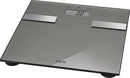 Весы AEG PW 5644 Зототой серый