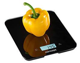 Кухонные весы цифровые Concept VK-5712 черные