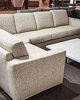 Модульный угловой диван RAVENNA Sofa 3 str max 1 arm right 85x206x96 Nicoline Италия