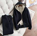 """Зимний теплый костюм с мехом женский """"Alaska В И, фото 4"""