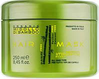 Маска для волос Imperity Milano Organic Midollo Di Bamboo (250мл.)