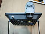 Прожектор светодиодный 50Вт с датчиком движения, фото 2