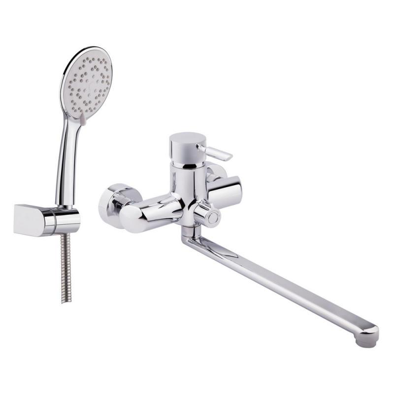 Смеситель для ванны Q-tap Elit СRM 005 NEW
