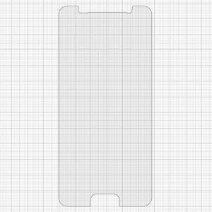 Защитное стекло для Samsung A310F Galaxy A3 2016 0,33mm