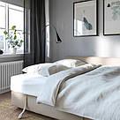 ИКЕА (IKEA) FRIHETEN, Угловой диван-кровать, 292.975.62, Хилли бежевый, Угловой диван-кровать - ТОП ПРОДАЖ, фото 5