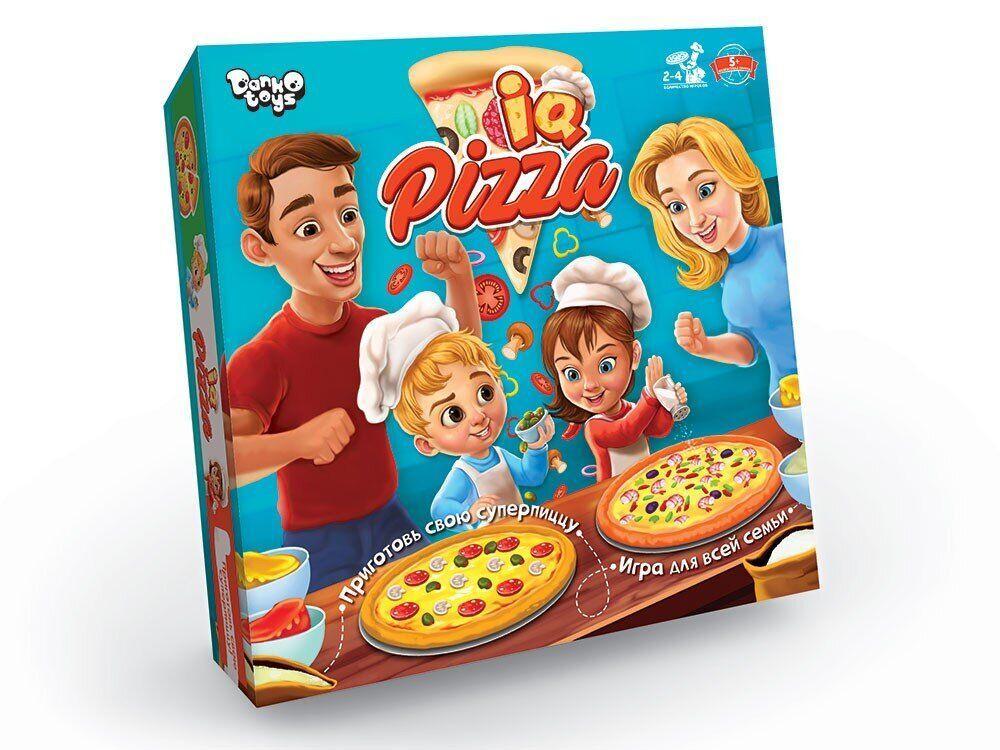 IQ pizza G-IP-01 Приготовь свою супер пиццу