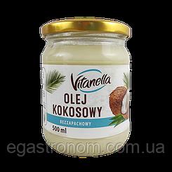 Олія кокосова Вітанелла Vitanella 500ml 12шт/ящ (Код : 00-00000358)