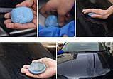 180 гр Синяя голубая Глина clay bar для очистки кузова авто 3М, Sonax, Meguia, Soft99, фото 5