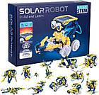 Робот конструктор на солнечной панели 11 в 1 RoboKit, робот конструктор робот кит, фото 2