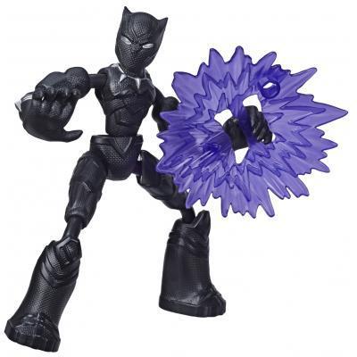 Фігурка Hasbro Avengers Bend and flex Чорна Пантера E7377_E7868)