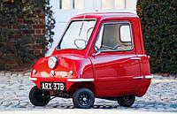 В сети показали самое маленькое авто в мире: оно чуть больше чемодана. Фото