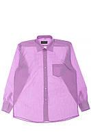 Рубашка GS  120PAR112 junior (Лиловый) 37
