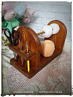 Органайзер для ниток вязания крючком и спицами