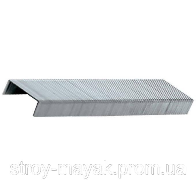 Скоби для меблевого степлера 6 - 14 мм, тип 53, 1000 шт, MTX