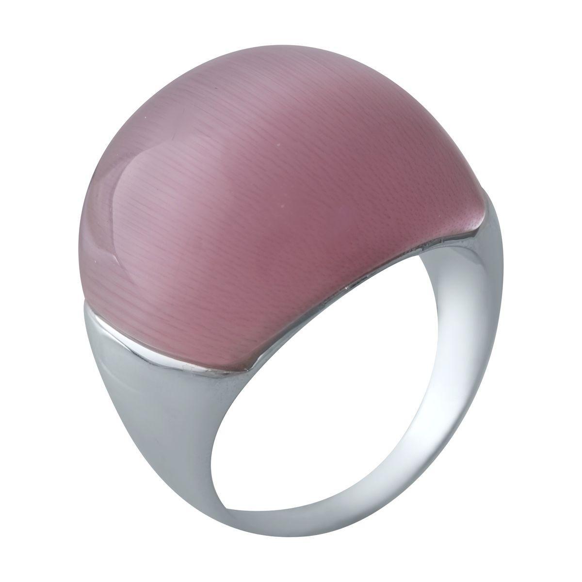 Серебряное кольцо DreamJewelry с кошачим глазом (2026495) 17 размер