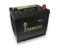 Аккумулятор MEDALIST 65Ah 580A  6CT 65 75D23L+справа