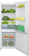 Двокамерний холодильник KERNAU KFRC 13153 LF W