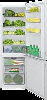 Двокамерний холодильник KERNAU KFRC 18151 NF W