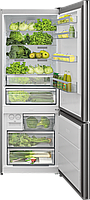 Двокамерний холодильник KERNAU KFRC 19172 NF EI X INOX