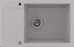 Кухонна мийка KERNAU KGS H 6078 1B1D NATURAL BEIGE