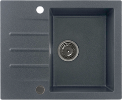 Кухонна мийка KERNAU KGS A 4560 1B1D GRAPHITE