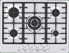 Варильна поверхня газова KERNAU KGH 7511 TCI X